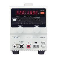テクシオ・テクノロジー 直流安定化電源 PA18-2BVT (直送品)
