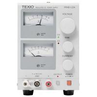 テクシオ・テクノロジー メーター式小型直流安定化電源 PR18-1.2A (直送品)
