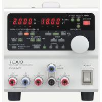 テクシオ・テクノロジー 多出力直流安定化電源 PW18-2ATP (直送品)