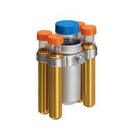 アズワン ビオラモ汎用遠心機 TS-7C用バケット 50mL遠沈管×4本+15mL遠沈管×16本 1個 1-1584-36 (直送品)