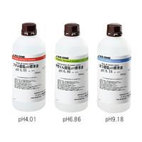 アズワン pH標準液 pH6.86 1本 1-1734-12 (直送品)