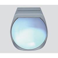 テラサキ スタンド型ルーペ ビッグアイシリーズ MA1.8倍交換用レンズ 1個 1-2565-11 (直送品)
