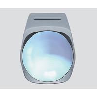 テラサキ スタンド型ルーペ ビッグアイシリーズ MA2倍交換用レンズ 1個 1-2565-12 (直送品)