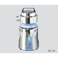 大阪ケミカル ワンダークラッシャー SUS冷却ジャケット付容器(標準フタ付)WC-3C 1個 1-3380-03 (直送品)