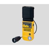 新コスモス電機 酸素濃度計 10m(本体巻取式) バイブレーション付 校正証明付 1-8752-17 1個 (直送品)