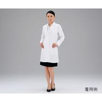 ワールド(WORLD) ドクターコート(播州織素材使用) 女性用 LL 1枚 3-5116-05 (直送品)
