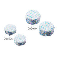 山仁薬品 錠剤型乾燥剤+活性炭 φ20×10 1袋(100個) 3-5149-05 (直送品)