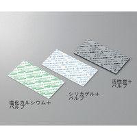 山仁薬品 シート型乾燥剤(ドライヤーン(R)) 塩化カルシウム+パルプ 大 1袋(50枚) 3-5167-02 (直送品)