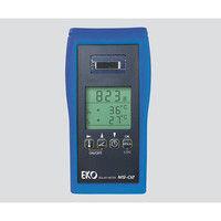 英弘精機 ソーラーメーター MS-02(データログ機能付き) 1個 3-5186-02 (直送品)