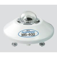 英弘精機 全天日射計 MSシリーズ MS-402 1個 3-5188-03 (直送品)
