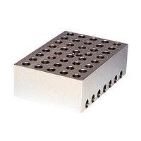 アナテック 電子冷却ブロック恒温槽用 アルミブロック(クールスタット)0.5mL用 40穴 1個 3-5204-12 (直送品)