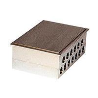 アナテック 電子冷却ブロック恒温槽用 アルミブロック(クールスタット)96穴 組織培養用 1個 3-5204-15 (直送品)