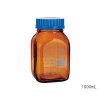 Kavalierglass 広口メディウム瓶 遮光 5000mL 1個 3-6005-04 (直送品)