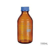 Kavalierglass ネジ口メディウム瓶 (遮光) 250mL 1個 3-6006-02 (直送品)