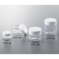 アズワン PETサンプル瓶 120mL 1個 3-6072-02 (直送品)
