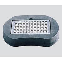 アズワン 試験管ミキサー用 マイクロプレート用プラットフォーム 1個 3-6215-13 (直送品)