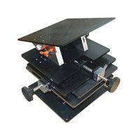 アズワン ステージ(高荷重XY軸) RXYZ300-AG400 1個 3-6281-04 (直送品)
