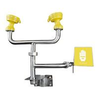 アズワン 洗眼器 壁掛け式(受け器なし) 1個 3-6613-03 (直送品)