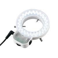アズワン LEDリング照明 (LEDチップ48個・二重巻) 1個 3-6683-01 (直送品)