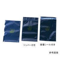 アズワン ESDシールドバッグ シールドバッグ ジッパー付き 80×130×0.076 1箱(100枚) 3-6923-01 (直送品)