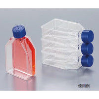 サンプラテック(SANPLATEC) iPS細胞ライブ輸送用フラスコ(P-25) 1箱(100個) 3-7067-01 (直送品)