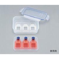 サンプラテック(SANPLATEC) iPS細胞ライブ輸送用二次容器iP-TEC(TM)セット 1セット 3-7068-01 (直送品)
