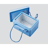 潜熱蓄熱材・輸送ボックスiP-TEC(TM)ライトBOX-S6.6(BOX×1個・蓄熱材×2枚) P28466 3-7069-02 (直送品)