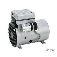 VACUTRONICS オイルフリーコンプレッサー 56L/min 1個 3-5120-02 (直送品)