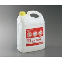 アズワン 業務用アルコール製剤(サンクリア) 5L×1本入 1本 3-5377-01 (直送品)