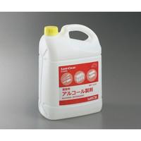 アズワン 業務用アルコール製剤(サンクリア) 5L×4本入 1セット(4本) 3-5377-12 (直送品)