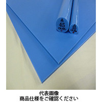 三ツ星ベルト キャストナイロン CN-NB 板 80t×1000W×2000L ブルー 80tx1000Wx2000L (直送品)