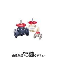 旭有機材工業 ダイアフラムポンプ ダイヤフラムバルブ V14MHUEF1020 1個 (直送品)