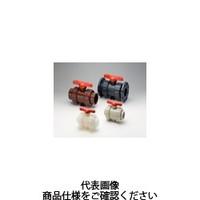 旭有機材工業 ボールバルブ V2ALVCESJ040 1個 (直送品)