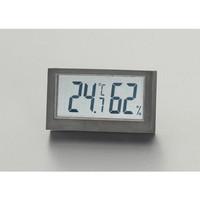 esco(エスコ) 温湿度計(デジタル) EA728AC-35 1セット(4個) (直送品)