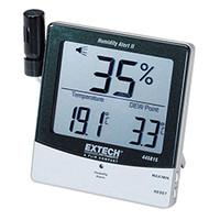 イチネンTASCO 設置・据置型 デジタル温湿度計 卓上温湿度計 TA408EX 1個 (直送品)