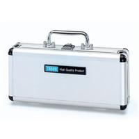 イチネンTASCO 温湿度計 デジタル温度計用ケース(アルミ) TA410AB-30 1個 (直送品)
