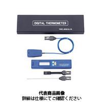 イチネンTASCO 温湿度計 デジタル温度計 表面内部センサーセット TA410AF 1個 (直送品)