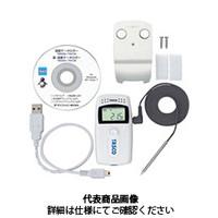 イチネンTASCO 温湿度データロガー 温度データロガー TA413A 1セット (直送品)