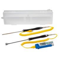 アサダ(ASADA) デジタル温湿度計 小型デジタル温度計セット MT98853 1個 (直送品)