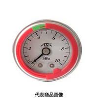 カラーリング付グリセリン圧力計 OPG-DT-R1/4-39×10MPa-S-CR OPG-DT-R1/4-39x10MPa-S-CR (直送品)