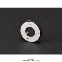 測範社 リングゲージ マスターリングゲージ(+ー0.001) MR-6.2 1個 (直送品)