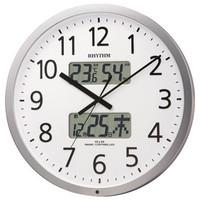 リズム時計(Rhythm Watch) プログラムオフィス403 4FN403SR19 1個 787-9571 (直送品)