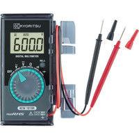 共立電気計器 KYORITSU デジタルマルチメータ(ハードケース) KEW1019R 1個 777-7795 (直送品)