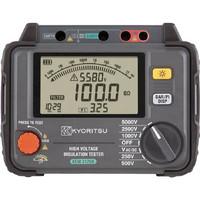 共立電気計器 KYORITSU デジタル高圧絶縁抵抗計 KEW3125A 1個 789-5909 (直送品)