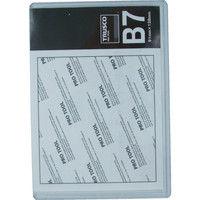トラスコ中山(TRUSCO) 厚口カードケース B7 THCCH-B7 1枚 818-8210 (直送品)