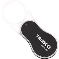 トラスコ中山(TRUSCO) LED付スライドポケットルーペ レンズサイズ45mm 3倍 TSPL-45 1個 798-5436 (直送品)