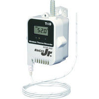 ティアンドデイ(T&D) おんどとり ワイヤレスデータロガー温度1ch(センサ外付大容量バッテリータイプ) RTR-502L 1台 819-5863 (直送品)