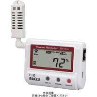 ティアンドデイ(T&D) おんどとり クラウド対応USB接続データロガー 温度湿度タイプ TR-72NW 1台 819-5880 (直送品)