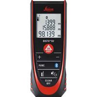 TJMデザイン(タジマ) レーザー距離計ライカディストD2 DISTO-D2BT 1個 826-6700 (直送品)