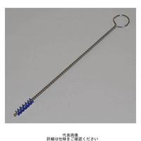 トラスコ中山(TRUSCO) 小径パイプブラシ 4mm HACCP対応 ホワイト TMPB-4-W 1本 819-1585 (直送品)